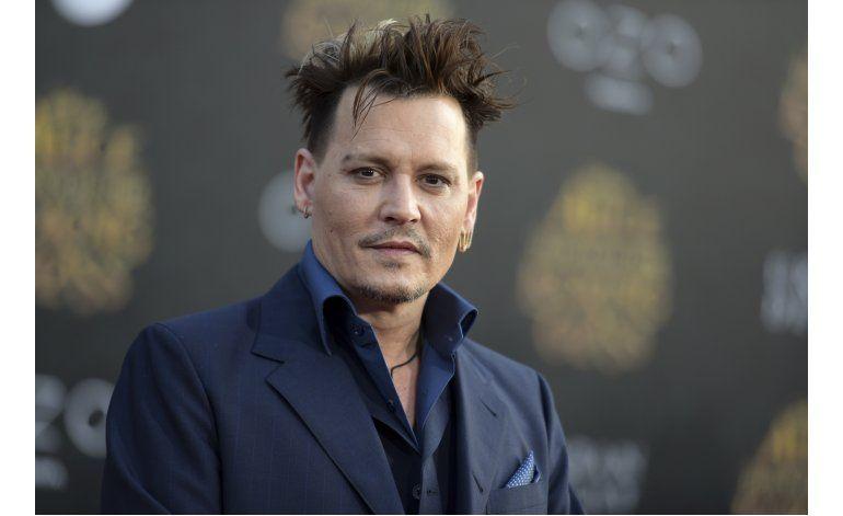 Johnny Depp se une a secuela de Animales fantásticos