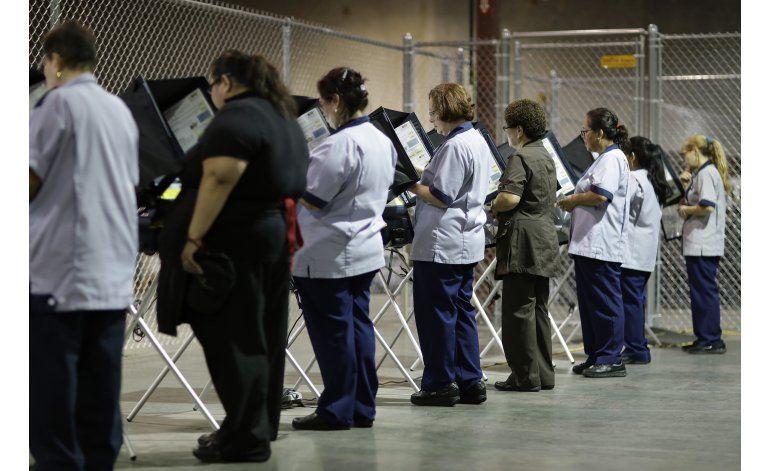 Empresas EEUU darán libre a empleados para que vayan a votar