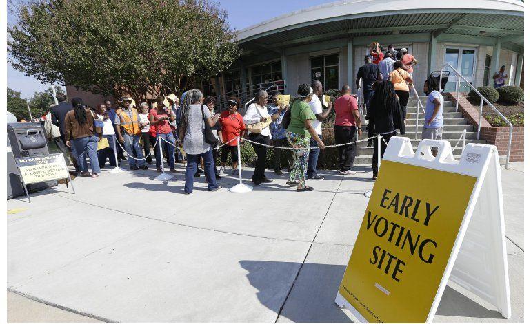 EEUU: Jueza critica cuestionamiento de registro de votos