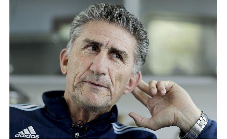 Técnico Bauza preocupado por futuro de Argentina