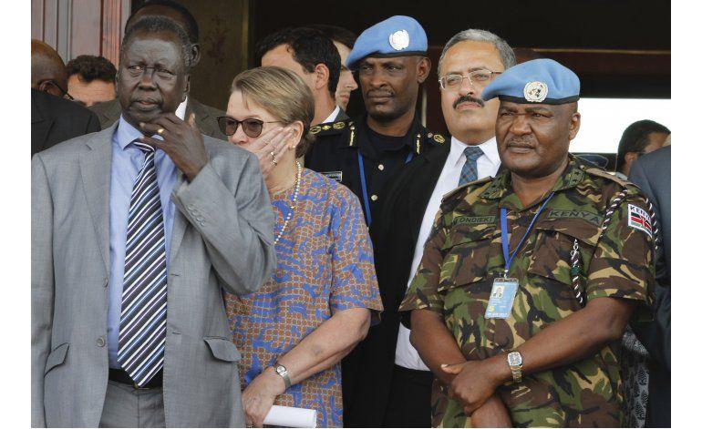 Kenia retira fuerza de paz de Sudán del Sur en protesta