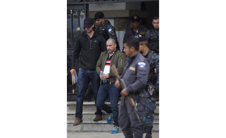 Extraditan a EEUU a presunto narcotraficante guatemalteco