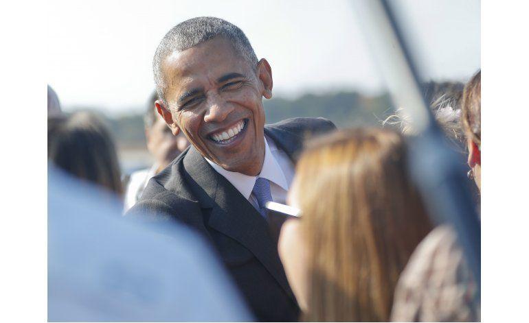 Obama busca impulsar el voto afroestadounidense