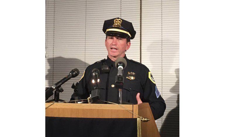 Acusan a hombre blanco en Iowa de matar a dos policías