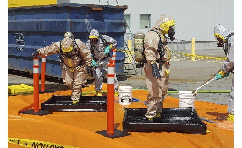 Suben tráfico de carfentanil en China, incautaciones en EEUU