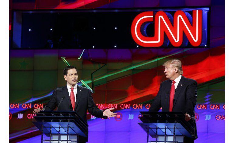 Trump ya hundió una vez a Rubio y podría volver a hacerlo