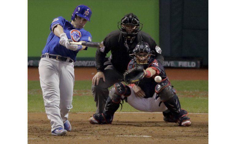 Miguel Montero en los playoffs: dos hits, pero memorables