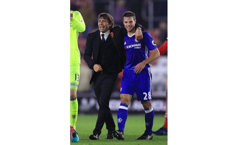 Cambio de táctica le rinde fruto al Chelsea