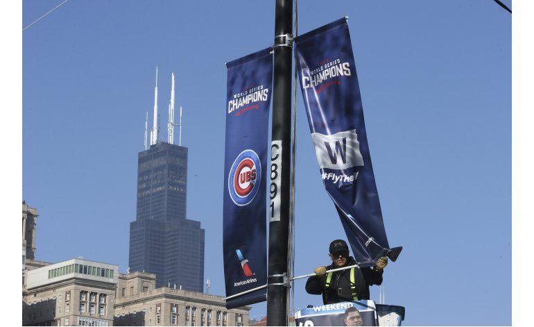 Chicago celebra la fiesta del siglo por los Cachorros