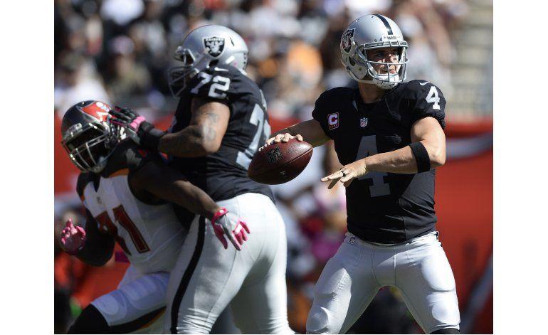Broncos visita a Raiders con el Oeste de la AFC en juego