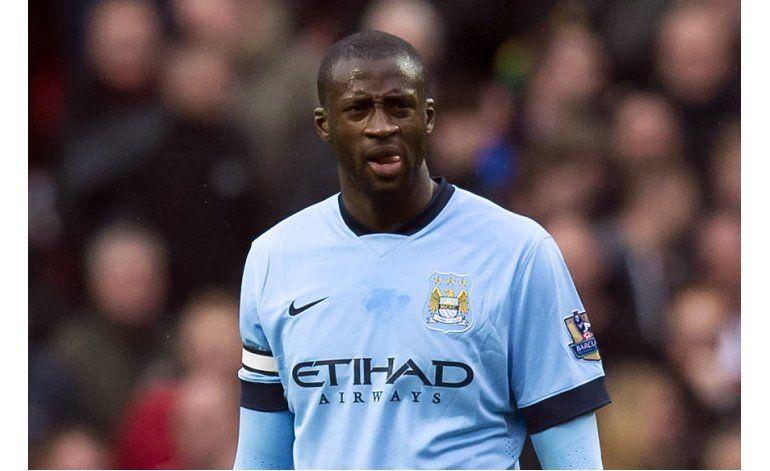 Yaya Touré se disculpa con Pep Guardiola