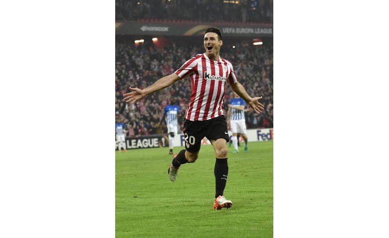 Aduriz vuelve a selección española para eliminatorias