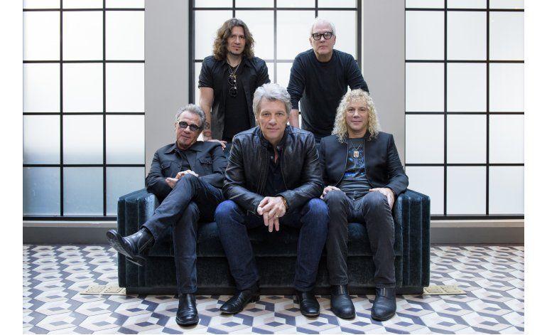 Periodo tumultuoso inspira álbum de Bon Jovi