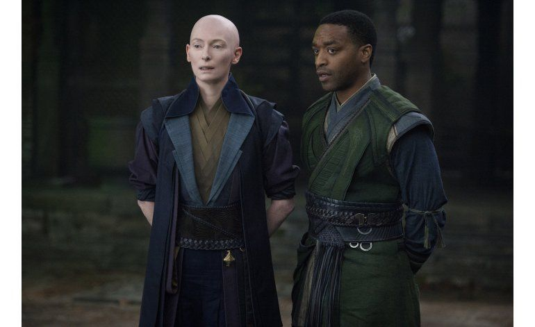 Doctor Strange en medio de controversia por diversidad