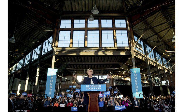 Elector demócrata de Washington no votará por Clinton