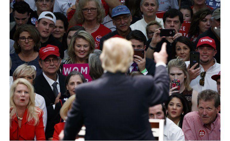 Seguidores de Trump: En armas en la Casa Blanca si pierde