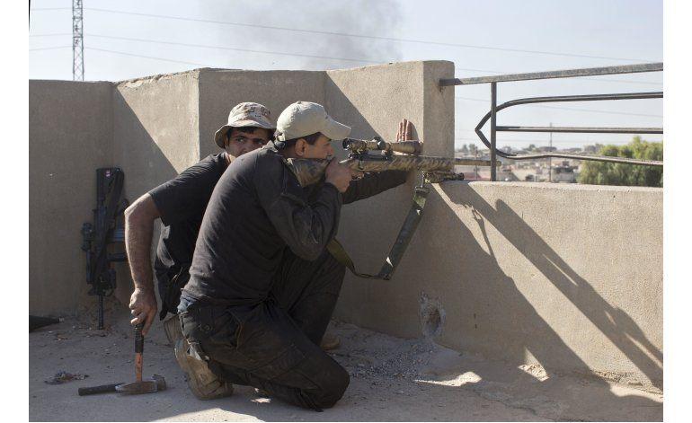 Irak: El grupo Estado Islámico lanza contraofensiva en Mosul