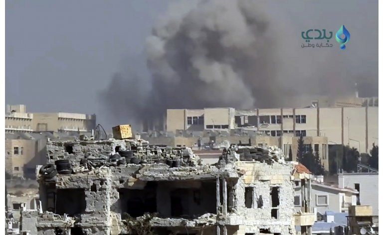 Siria: Ofensiva rebelde deja 74 muertos, incluso 25 niños