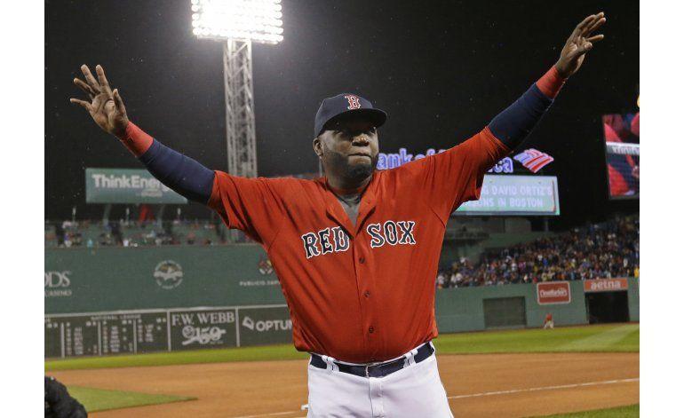 Puerta de aeropuerto de Boston tendrá nombre de David Ortiz