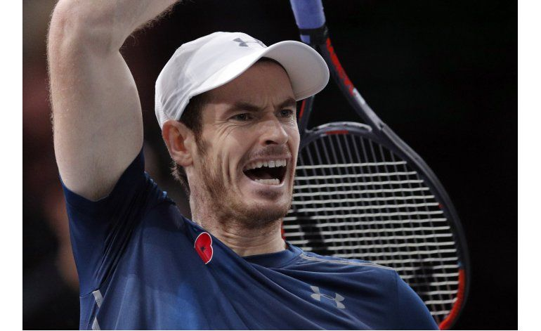 Murray se apodera del primer puesto del ranking ATP