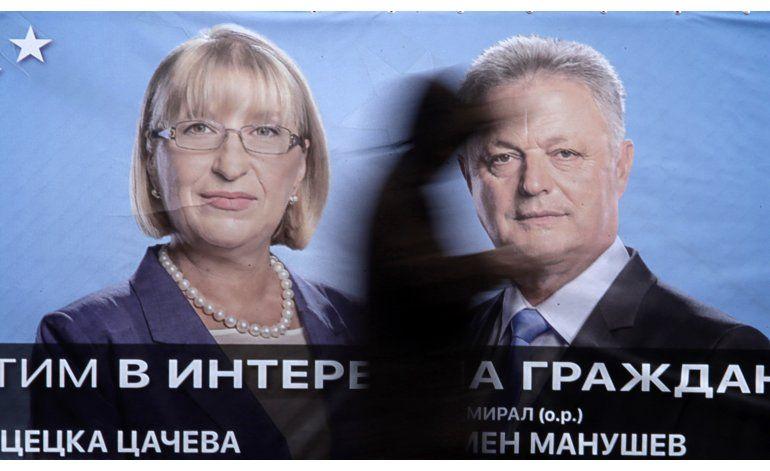 Bulgaria va a elecciones en medio de crisis