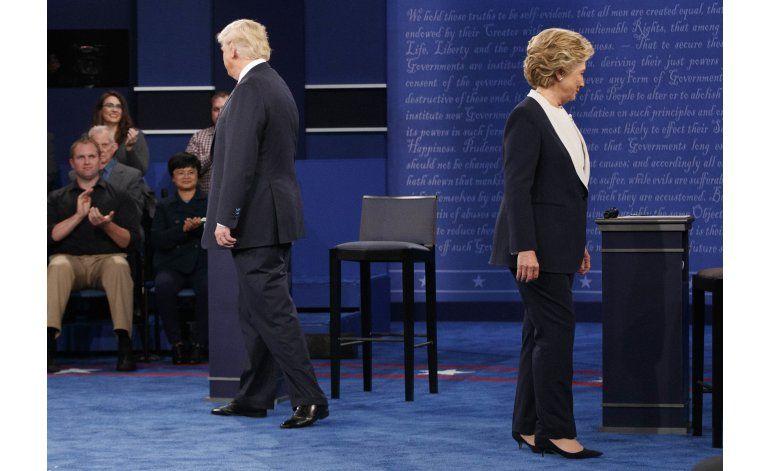 FBI descarta presentación de cargos contra Clinton