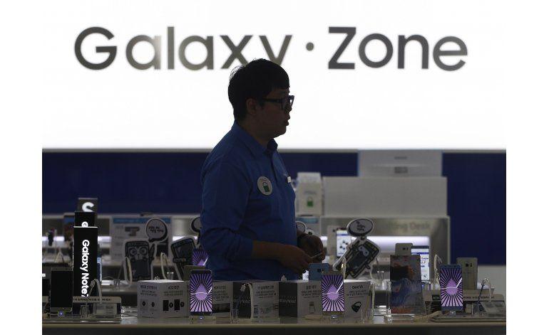 Nuevo teléfono de Samsung tendrá asistente digital de voz