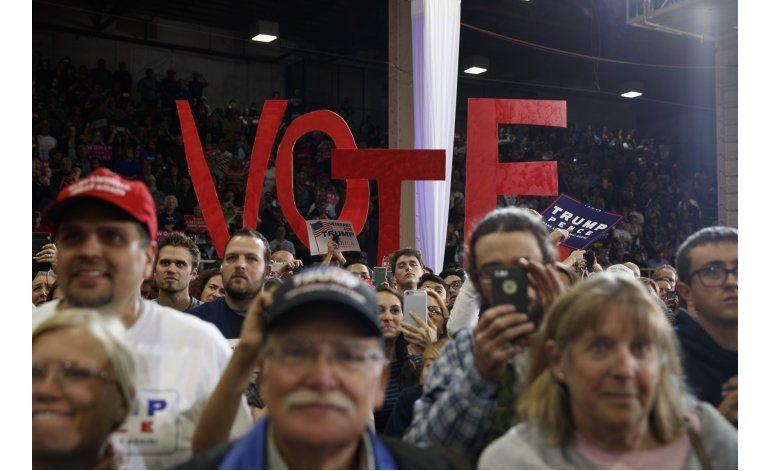 Cómo ve la AP la elección hoy y el camino a los 270 votos