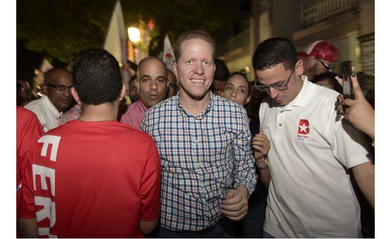 Candidatos a gobernación de Puerto Rico cierran campañas