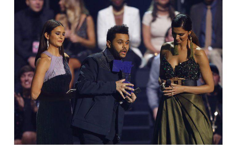 Justin Bieber gana 3 galardones MTV EMA