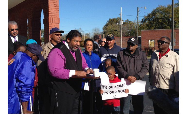 EEUU: Pastores negros piden a electores que vayan a votar