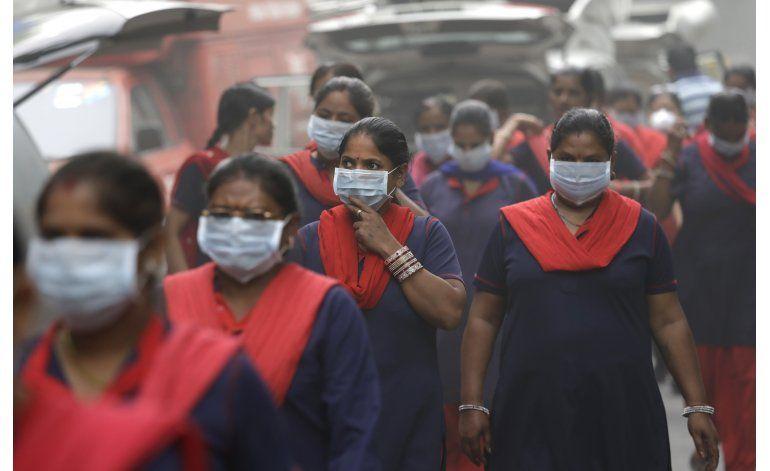 Más ciudades toman medidas por la contaminación en India