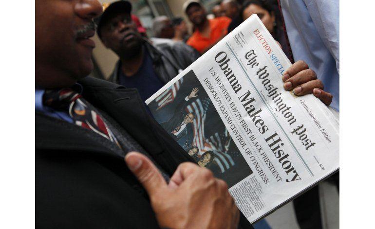 Diarios aumentan tirada frente a una elección histórica