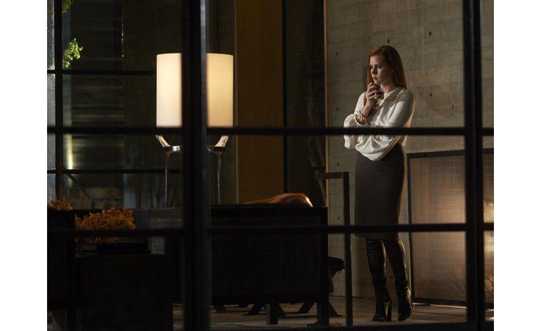Evolución de Amy Adams a la vista en Arrival y Nocturnal