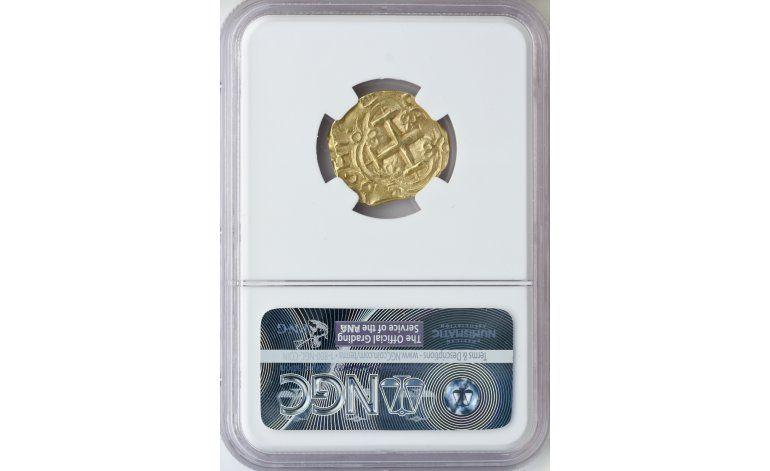 EEUU: Ofrecen monedas de naufragio español de 1715