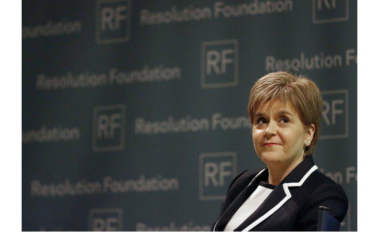 Escocia quiere que GB le consulte sobre negociaciones Brexit
