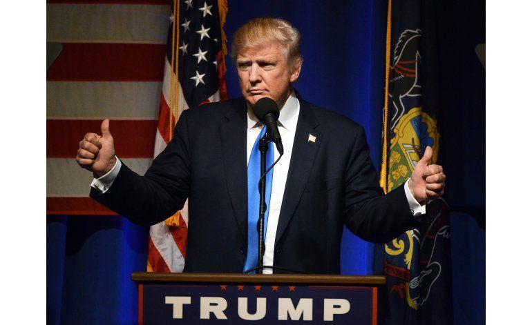 LO ULTIMO: Donald Trump dice que será presidente para todos