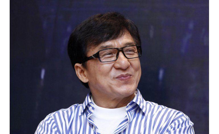 Jackie Chan reflexiona sobre sus 50 años de carrera