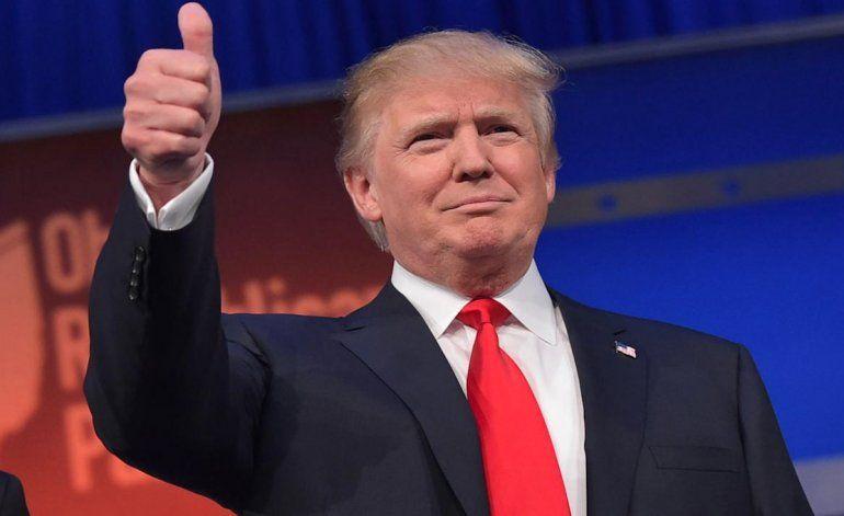 Donald Trump anuncia que se retira de sus negocios para centrarse en la Casa Blanca
