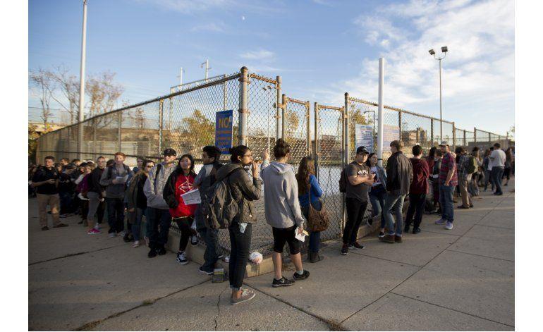 Ira y ansia de cambio entre los votantes de EEUU