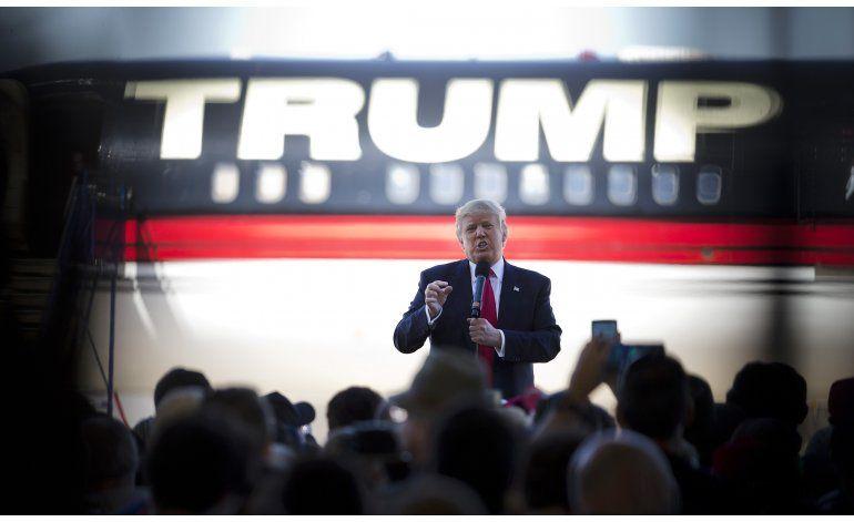 El descaro de Trump le lleva a la Casa Blanca