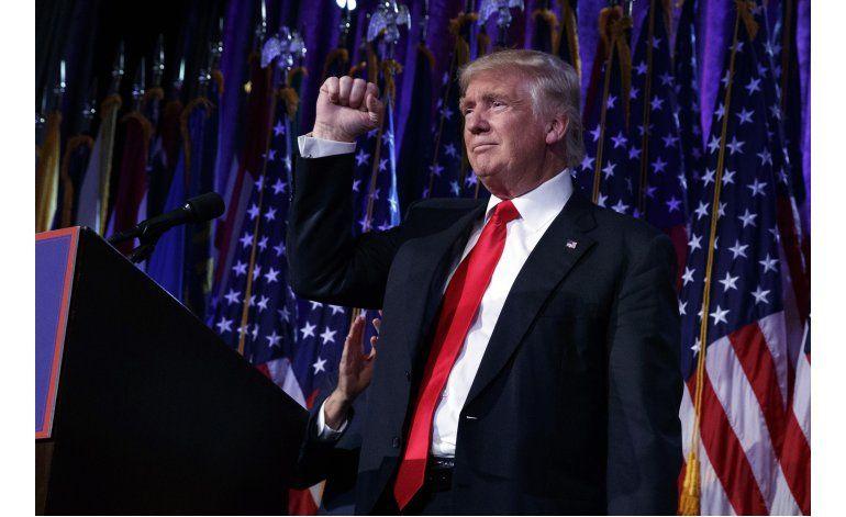Trump debe a EEUU un muro fronterizo y mucho más