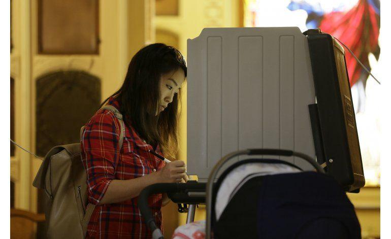 Conmoción, alegría y temor entre los votantes de EEUU