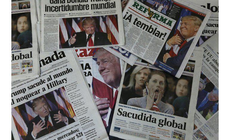 LO ULTIMO: Maduro habla con Kerry y felicita a Trump