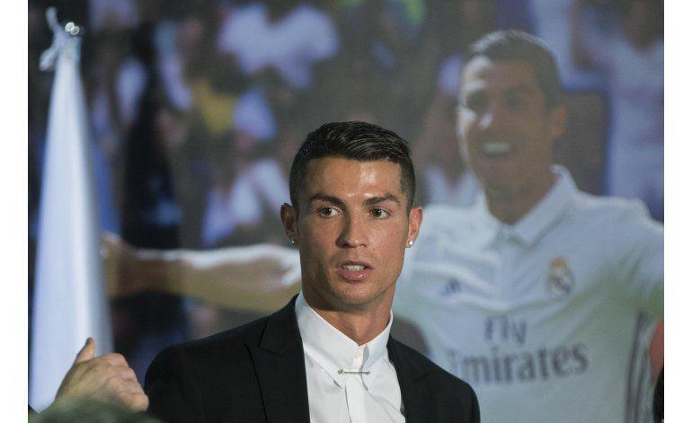 Cristiano Ronaldo firmar contrato con Nike