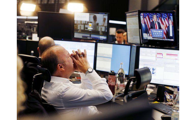 Wall Street sube después del triunfo de Trump