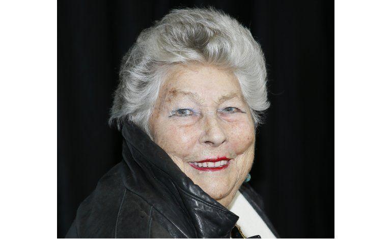 Coates recibirá Oscar honorario tras 63 años como editora