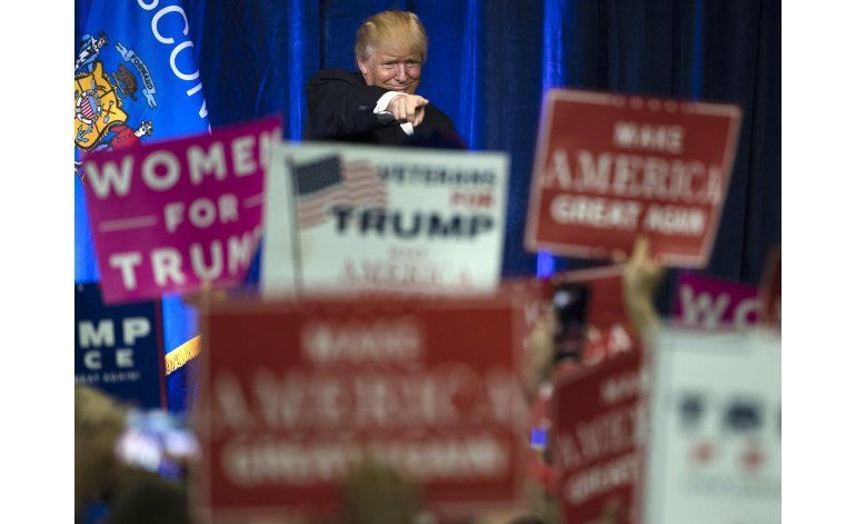 Para muchos de sus seguidores, Trump es esperanza