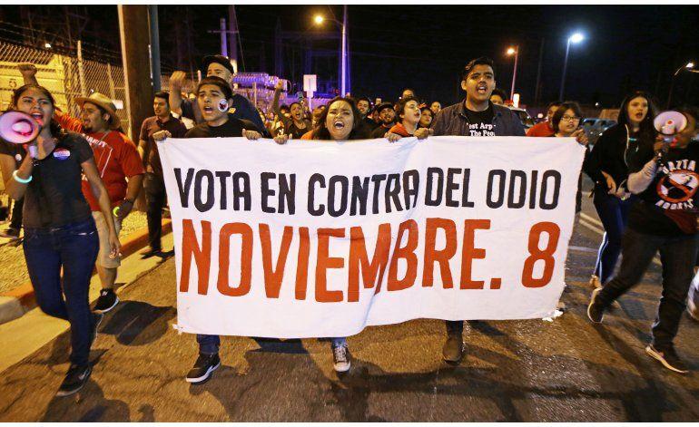 Arizona: Migrantes celebran caída de Arpaio y temen a Trump