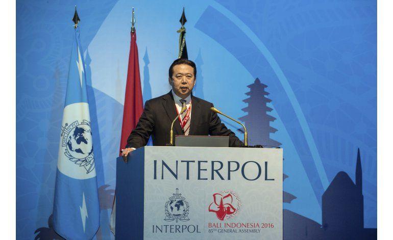 Nombran jefe de Interpol a funcionario chino